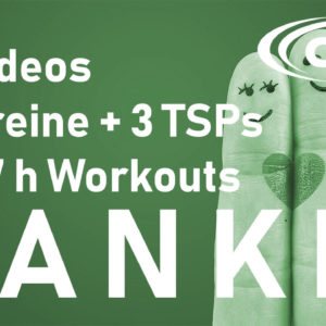 DANKE – Workoutweek